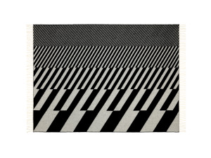 View Vitra Girard Wool Blanket Diagonals