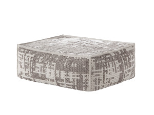 View GAN Canevas Soft Abstract Pouffe