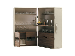 Poltrona Frau Isidoro Drinks Cabinet