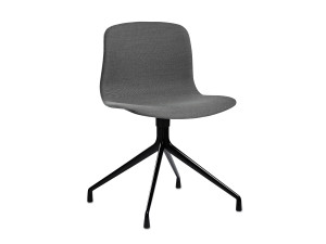 Hay About A Chair AAC11 - Upholstered with Swivel Base