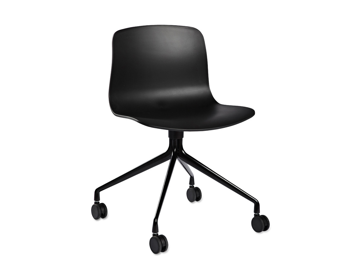 buy the hay about a chair aac14 swivel base with castors. Black Bedroom Furniture Sets. Home Design Ideas
