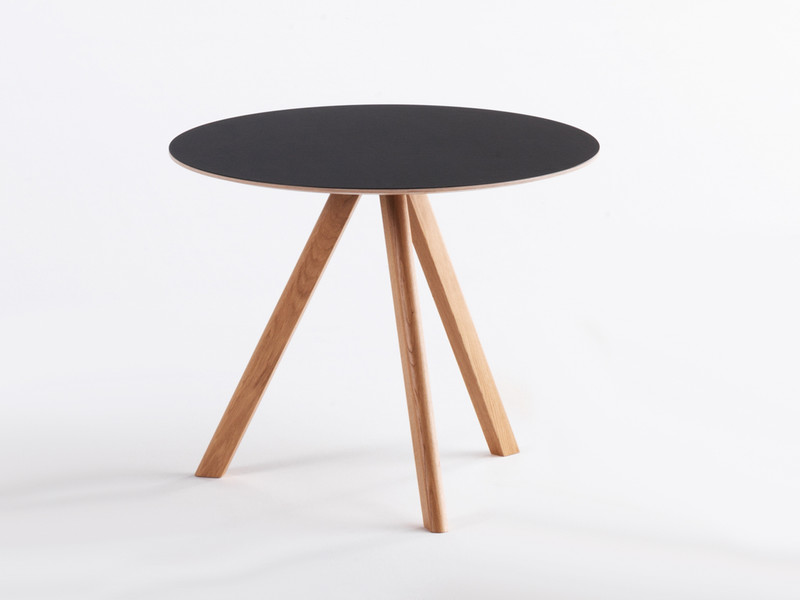 Buy the hay copenhague round table cph20 at - Table copenhague bouroullec ...