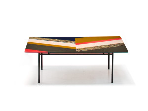 Moroso M.a.s.s.a.s. Fishbone Coffee Table