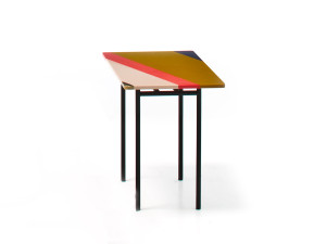 Moroso M.a.s.s.a.s. Fishbone Side Table