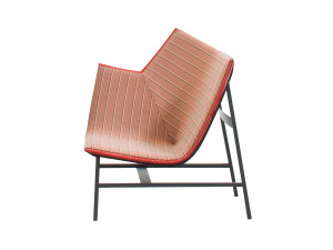 View Moroso Paper Planes Low Armchair