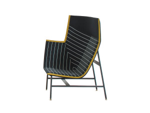 View Moroso Paper Planes High Armchair