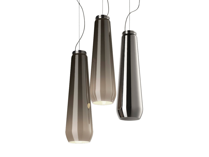 Buy The Diesel With Foscarini Glass Drop Pendant Light At