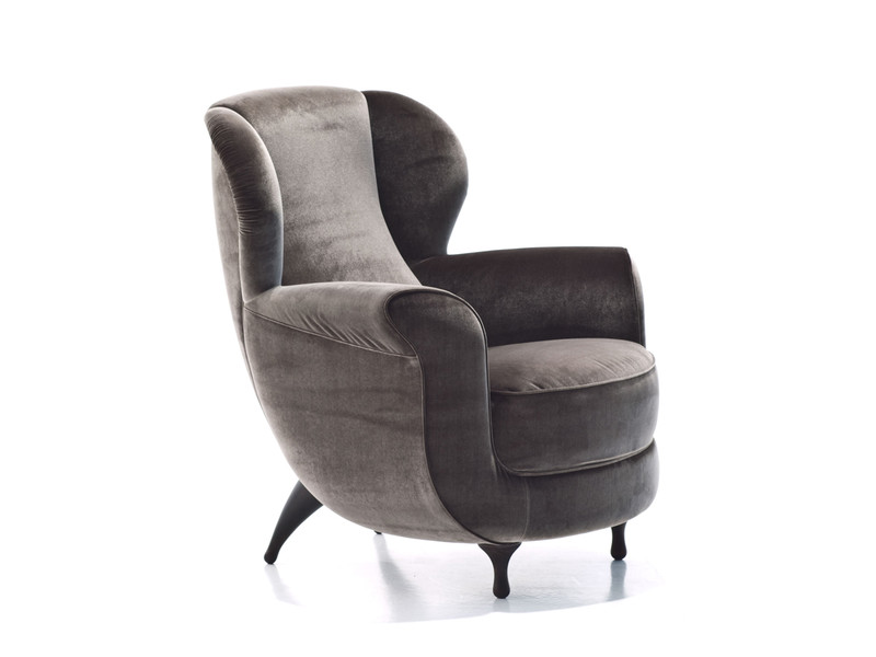 Moroso Big Mama Bergere Papy Armchair