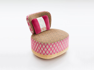 View Moroso Sushi Juju Small Armchair
