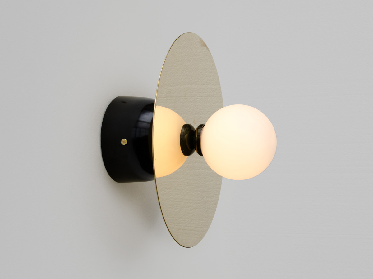Buy the atelier areti disc and sphere wall light at nest atelier areti disc and sphere wall light mozeypictures Images