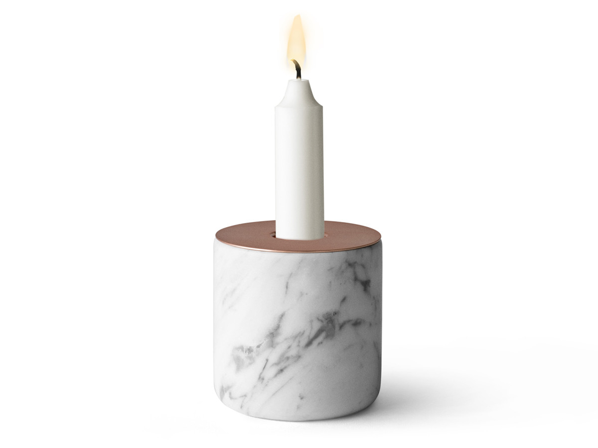 Buy the menu chunk of marble candle holder at for Nest candles where to buy