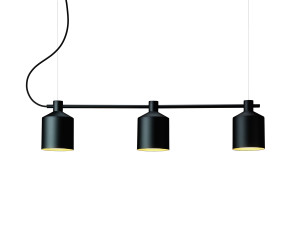 Zero Silo Trio Pendant Light
