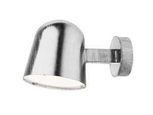 View Zero Convex Outdoor Wall Light