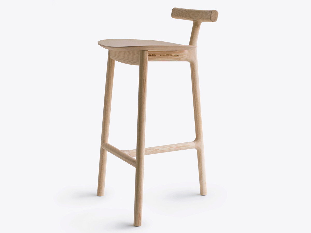 Buy the Mattiazzi Radice Counter Stool at Nest.co.uk