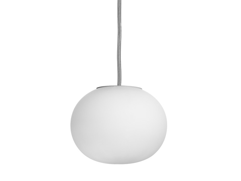 Buy the flos mini glo ball suspension light at for Flos bathroom light