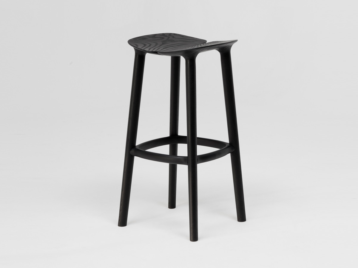 cor black kitchen furniture browse leather wal bar stool lea online bs collection large store capa stools in to walnut blac