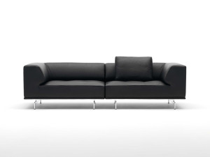 View Erik Jorgensen EJ 450 Delphi Three Seater Sofa