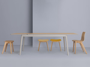 Zeitraum E8 Longue Extendable Table