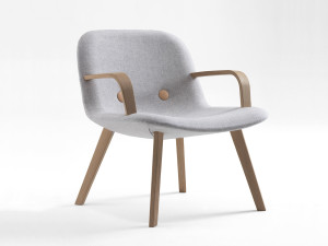 Erik Jorgensen EJ 3 Eyes Lounge Chair