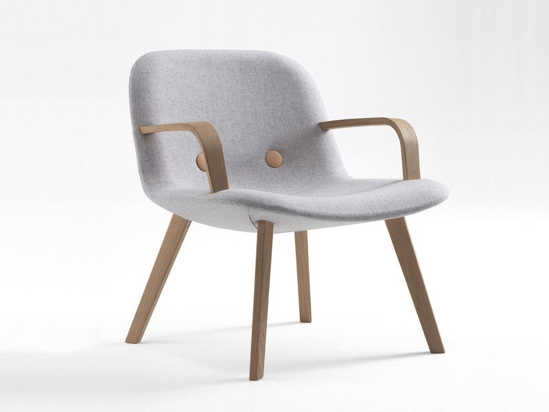 Erik Jorgensen EJ 3 Eyes Lounge Chair