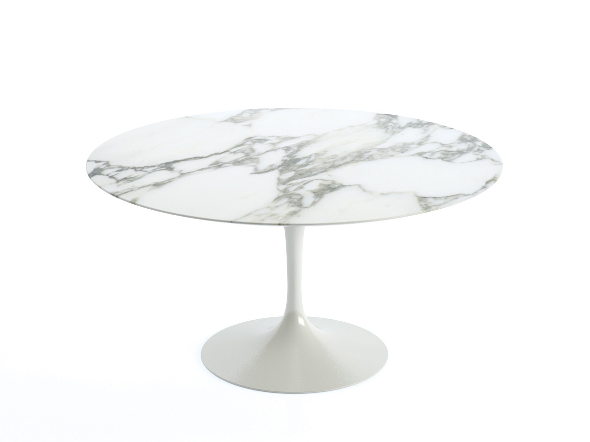 Buy The Knoll Saarinen Tulip Dining Table 137cm Diameter