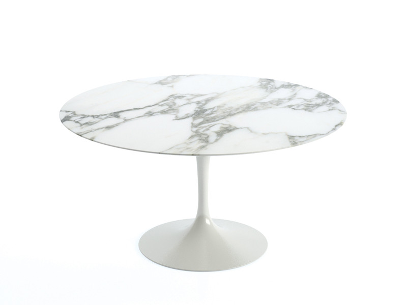 Buy The Knoll Saarinen Tulip Dining Table Cm Diameter At Nestcouk - Saarinen table base for sale