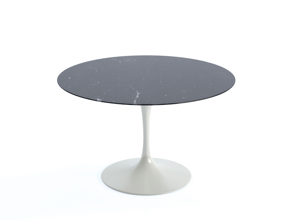Buy the knoll saarinen tulip dining table 120cm diameter for Tulip dining table