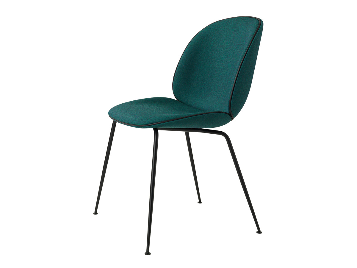 buy the gubi beetle chair in canvas fabric at. Black Bedroom Furniture Sets. Home Design Ideas