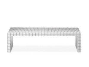 View Zanotta 710 Quaderna Bench