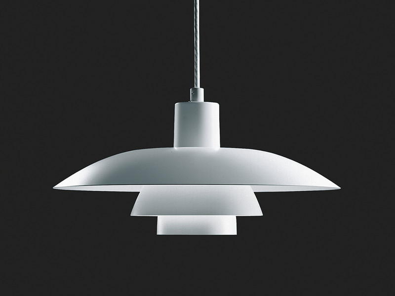 buy the louis poulsen ph 4 3 pendant light at. Black Bedroom Furniture Sets. Home Design Ideas