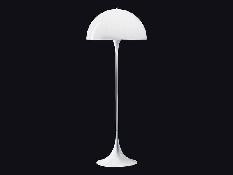 Buy The Louis Poulsen Panthella Floor Lamp At Nestcouk