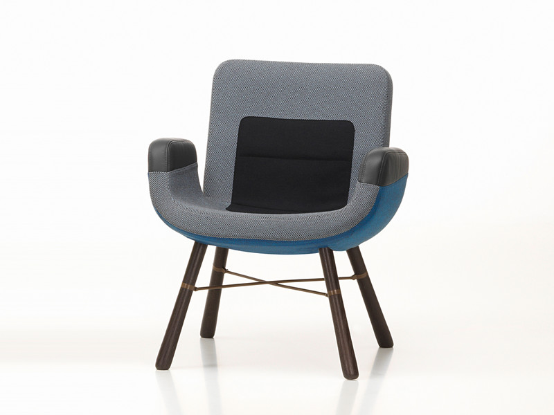 Vitra East River Chair Blue