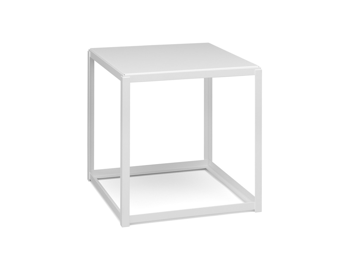 White Side Tables buy the e15 fk12 fortyforty side table white at nest.co.uk