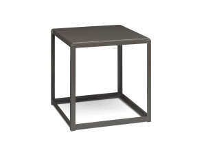 View E15 FK12 Fortyforty Side Table Umbra Grey