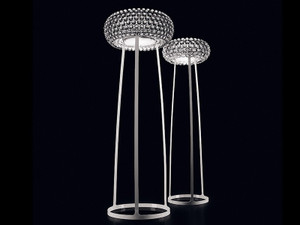 Foscarini Caboche Floor Lamp Transparent