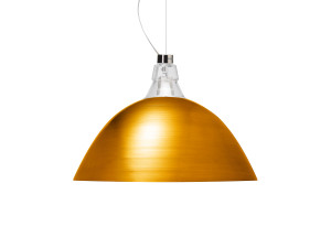 View Diesel with Foscarini Bell Suspension Light
