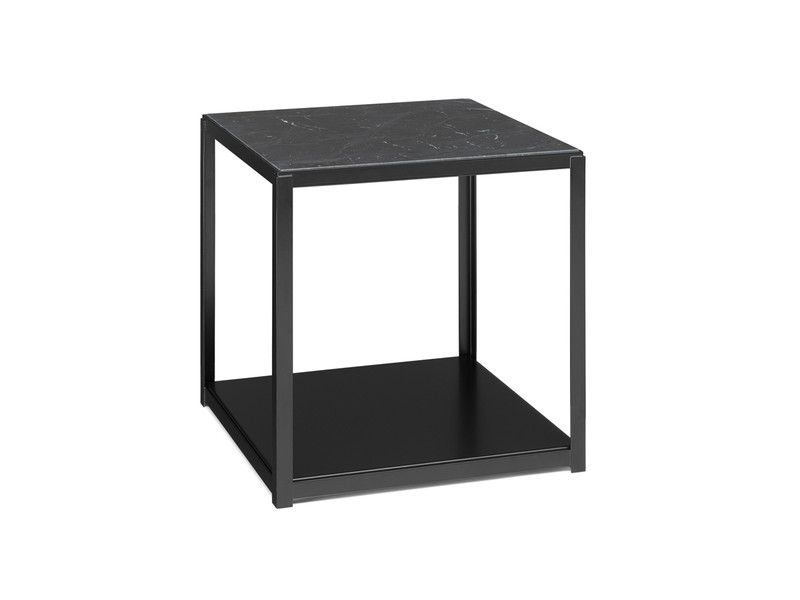 buy the e15 fk12 fortyforty side table black marble at nest.co.uk