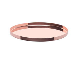 View E15 CM05 Habibi Tray Copper