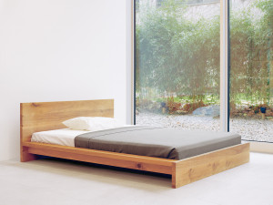 View E15 SL02 Mo Bed Oak