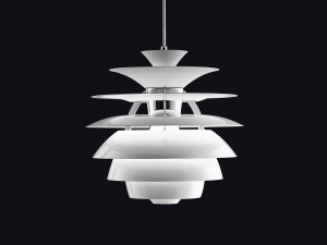 View Louis Poulsen PH Snowball Pendant Light