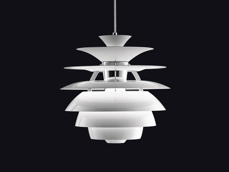 buy the louis poulsen ph snowball pendant light at. Black Bedroom Furniture Sets. Home Design Ideas