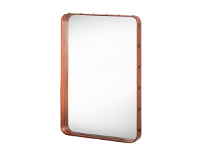 View Gubi Adnet Rectangulaire Mirror Tan