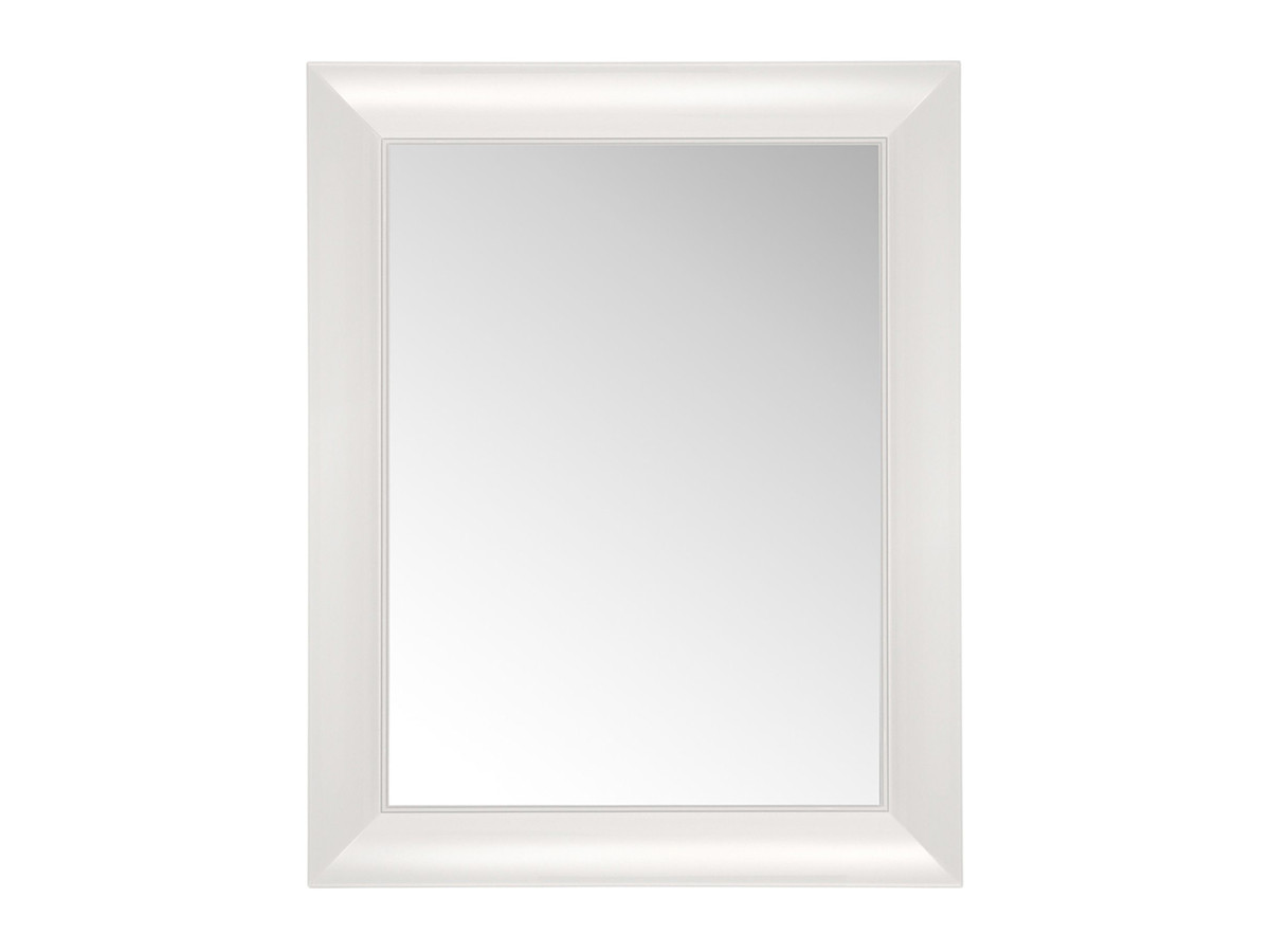 Buy the kartell francois ghost mirror white at for Miroir francois ghost kartell