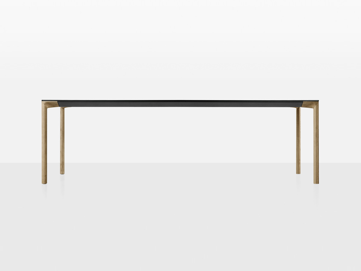 Buy the kristalia boiacca wood table at for Kristalia outlet