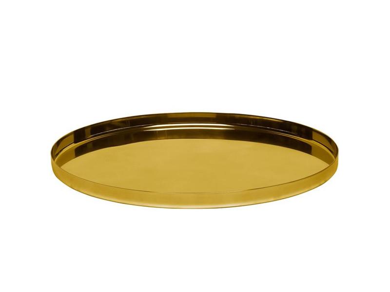 E15 CM05 Habibi Tray Brass