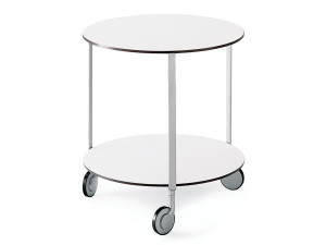 View Zanotta 635 Giro Castor-mounted Table