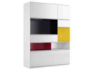 View Zanotta 741 Adhoc Storage Unit