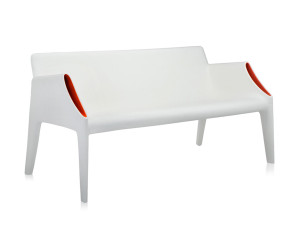 View Kartell Magic Hole Sofa White
