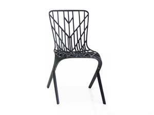 View Knoll Washington Skeleton Chair Black