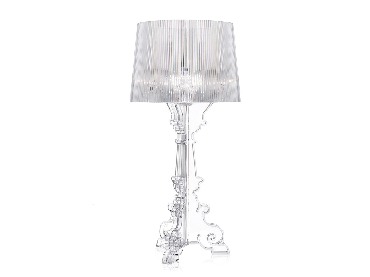 Kartell italian designer furniture lighting accessories nest 15 kartell bourgie table lamp crystal geotapseo Image collections